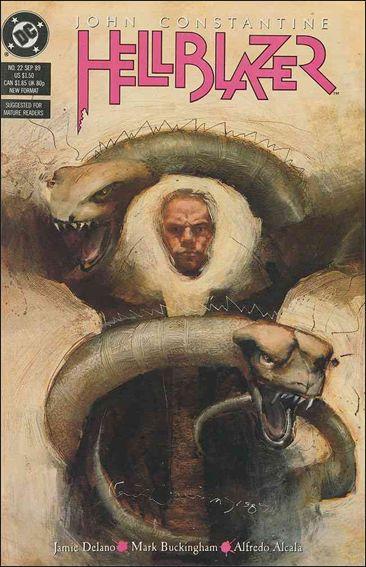 Hellblazer (1988) 22-A by Vertigo