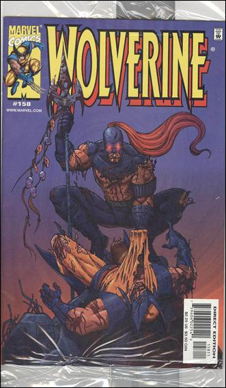 Wolverine (1988)  158-A by Marvel