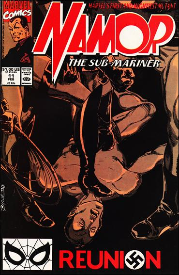 Namor: The Sub-Mariner 11-A by Marvel