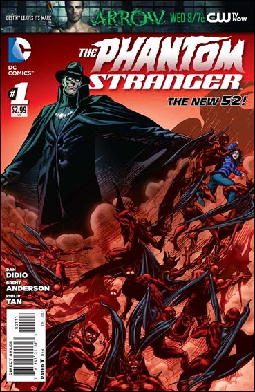 Phantom Stranger (2012) 1-A by DC