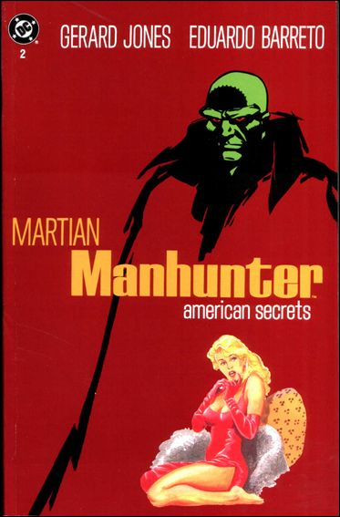 Martian Manhunter: American Secrets 2-A by DC