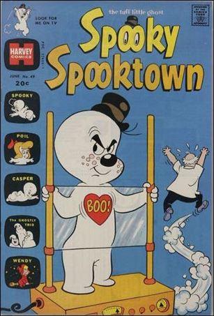 Spooky Spooktown 49-A