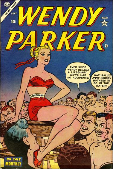 Wendy Parker Comics 3-A by Atlas