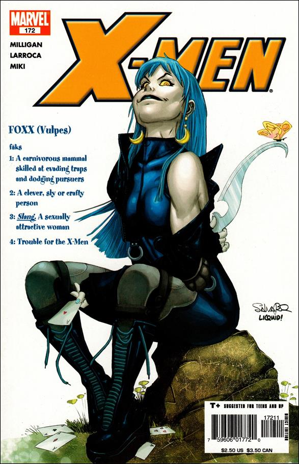 X-Men (1991) 172-A by Marvel