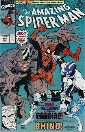 Amazing Spider-Man (1963) 344-A