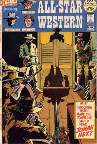 All-Star Western (1970) 10-A by DC