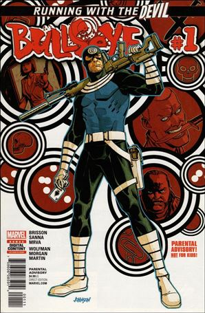 Bullseye 1-A