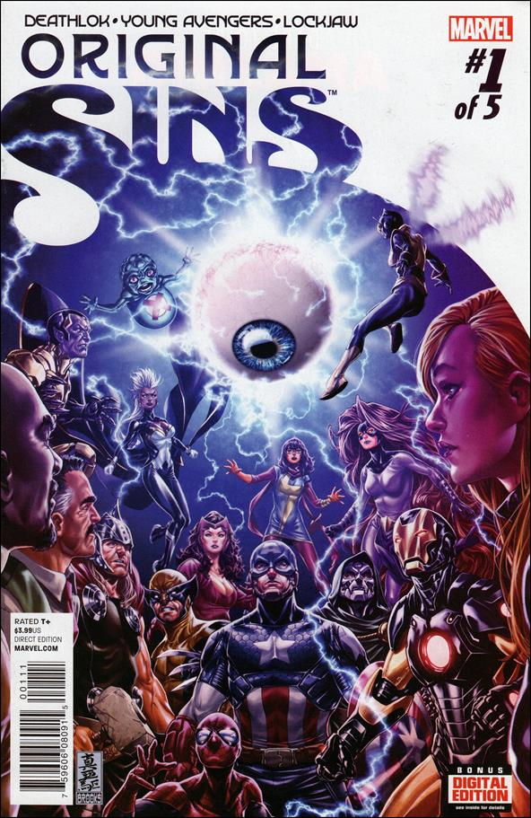 Original Sins (2014) 1-A by Marvel