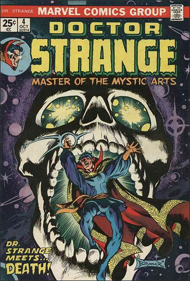 Doctor Strange (1974) 4-A by Marvel