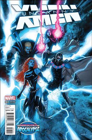 Uncanny X-Men (2016) 7-B