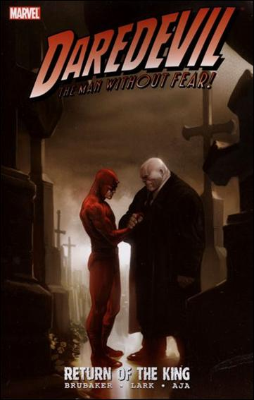 Daredevil: Return of the King 1-A by Marvel