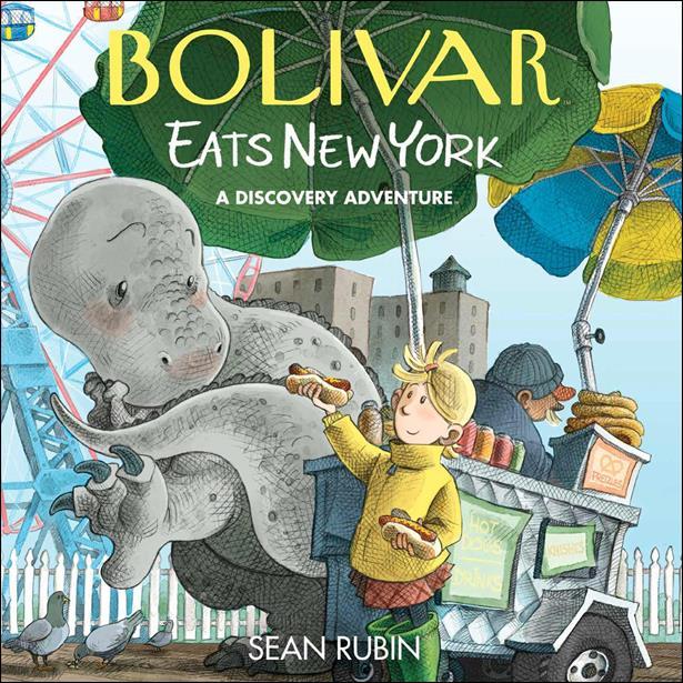 Bolivar Eats New York nn-A by Archaia