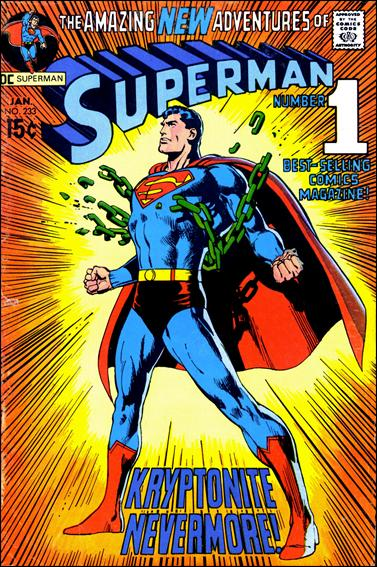 Superman (1939) 233-A by DC
