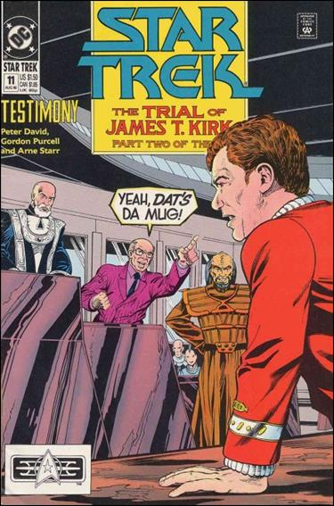 Star Trek (1989) 11-A by DC