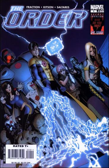 Order (2007) 9-A by Marvel