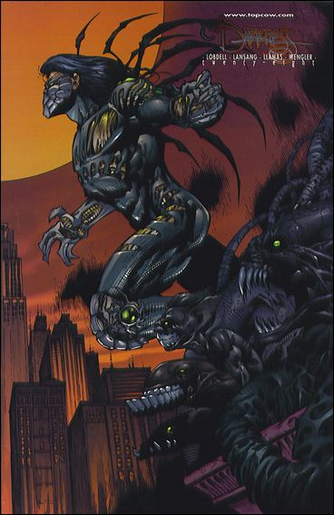 Darkness (1996) 28-B by Top Cow