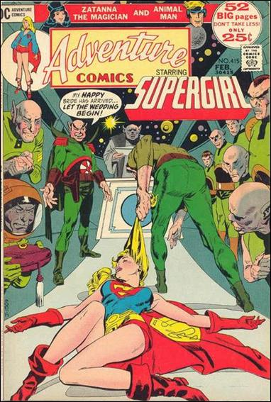 Adventure Comics (1938) 415-A by DC