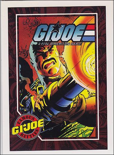 G.I. Joe (Base Set) 172-A by Impel