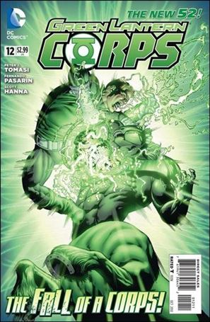 Green Lantern Corps (2011) 12-A