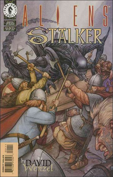Aliens: Stalker 1-A by Dark Horse