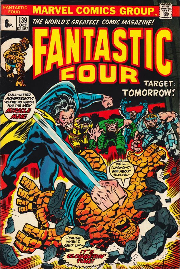 Fantastic Four (1961) 139-B by Marvel