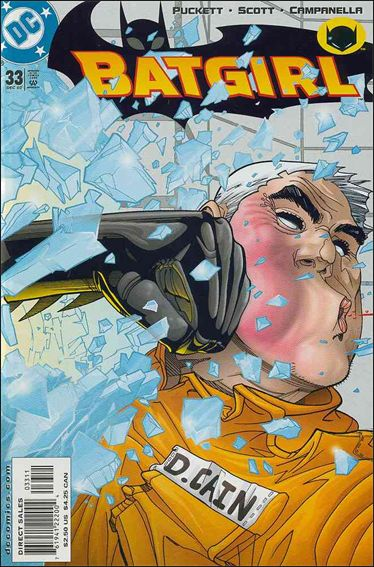 Batgirl (2000) 33-A by DC