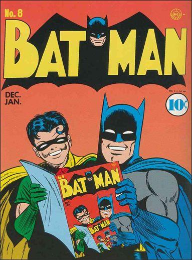 Batman (1940) 8-A by DC