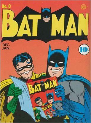 Batman (1940) 8-A