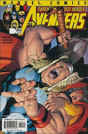 Avengers (1998) 44-A