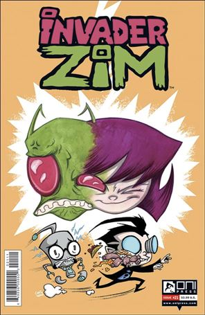 Invader Zim 21-A