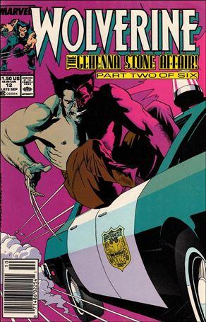 Wolverine (1988)  12-A