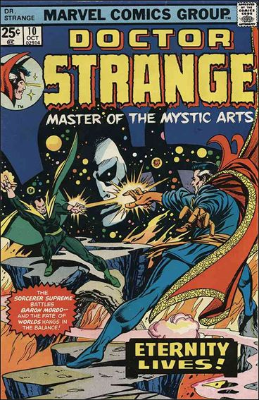 Doctor Strange (1974) 10-A by Marvel