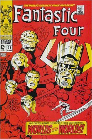 Fantastic Four (1961) 75-A