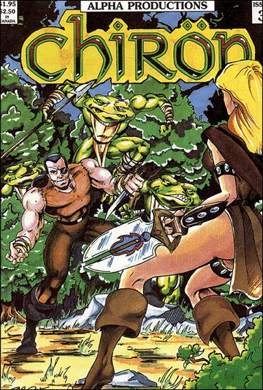 Chiron (1989) 3-A by Hammac Publications