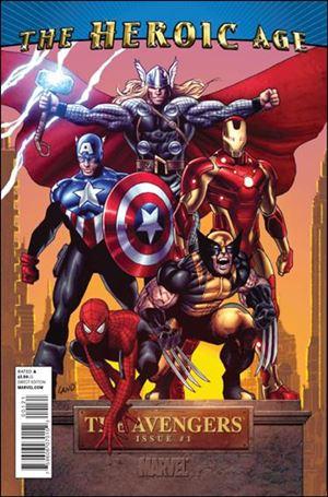 Avengers (2010) 1-B