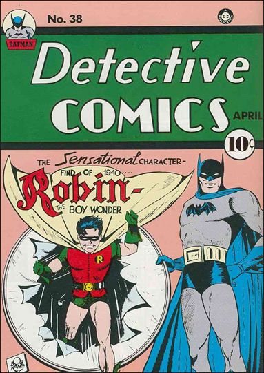 Detective Comics (1937) 38-A by DC