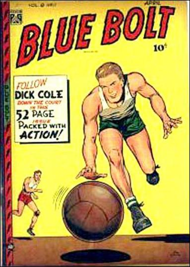 Blue Bolt (1947) 11-A by Premium