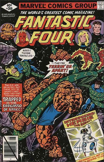 Fantastic Four (1961) 209-A by Marvel