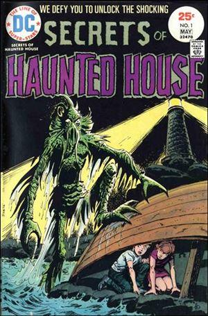 Secrets of Haunted House 1-A