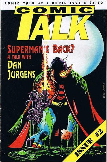 Comic Talk 2-A by Buffalo Books