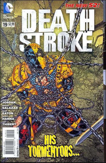 Deathstroke 19-A by DC