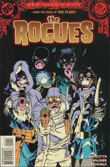 Rogues (Villains) 1-A by DC