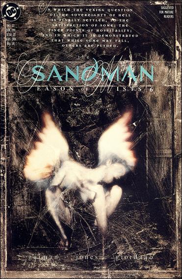 Sandman (1989) 27-A by Vertigo
