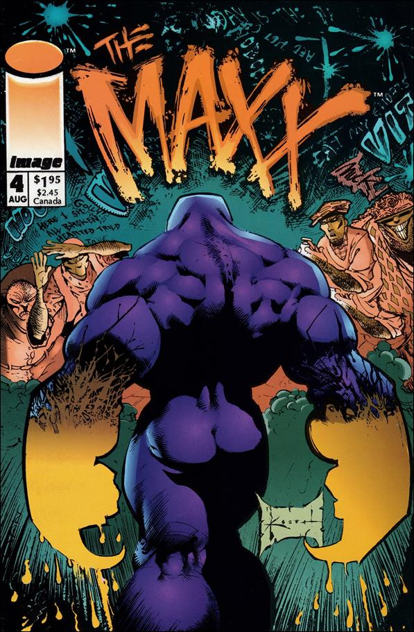 Maxx 4-A by Image