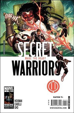 Secret Warriors 11-A