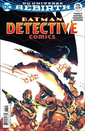 Detective Comics (1937) 936-B