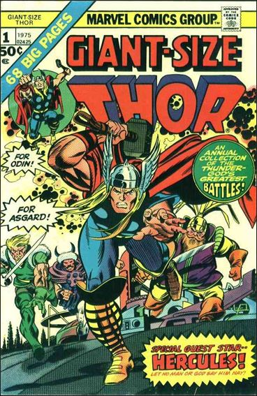 Giant-Size Thor 1-A by Marvel