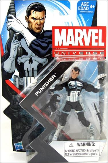 Marvel Universe (Series 5) Punisher by Hasbro