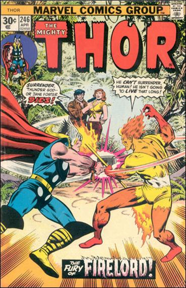 Thor (1966) 246-B by Marvel