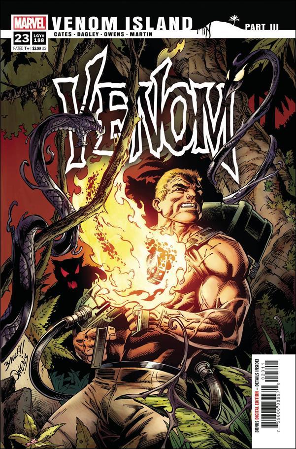 Venom (2018) 23-A by Marvel